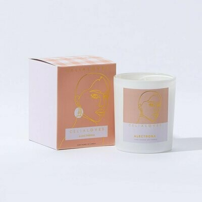 Soy Candle - Alectona - Goddess Of The Sun - 40hrs