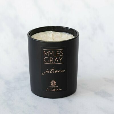 Crystal Candle - Jetiame - The Candle of Love