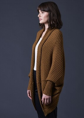 Bellamy Shrug - Cinnamon - One Size