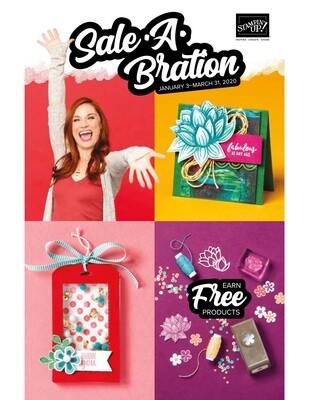 2020 Sale-A-Bration Brochure