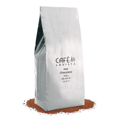 CAFÉLAVISTA Hot Chocolate (500g)