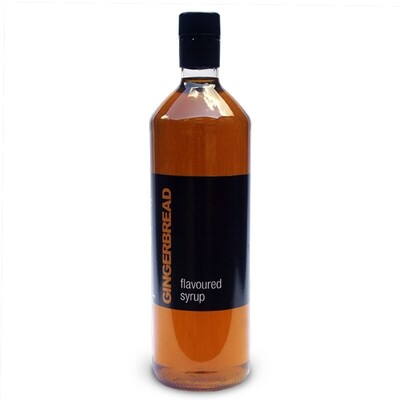 CAFÉLAVISTA Gingerbread Syrup (1 Litre Bottle)