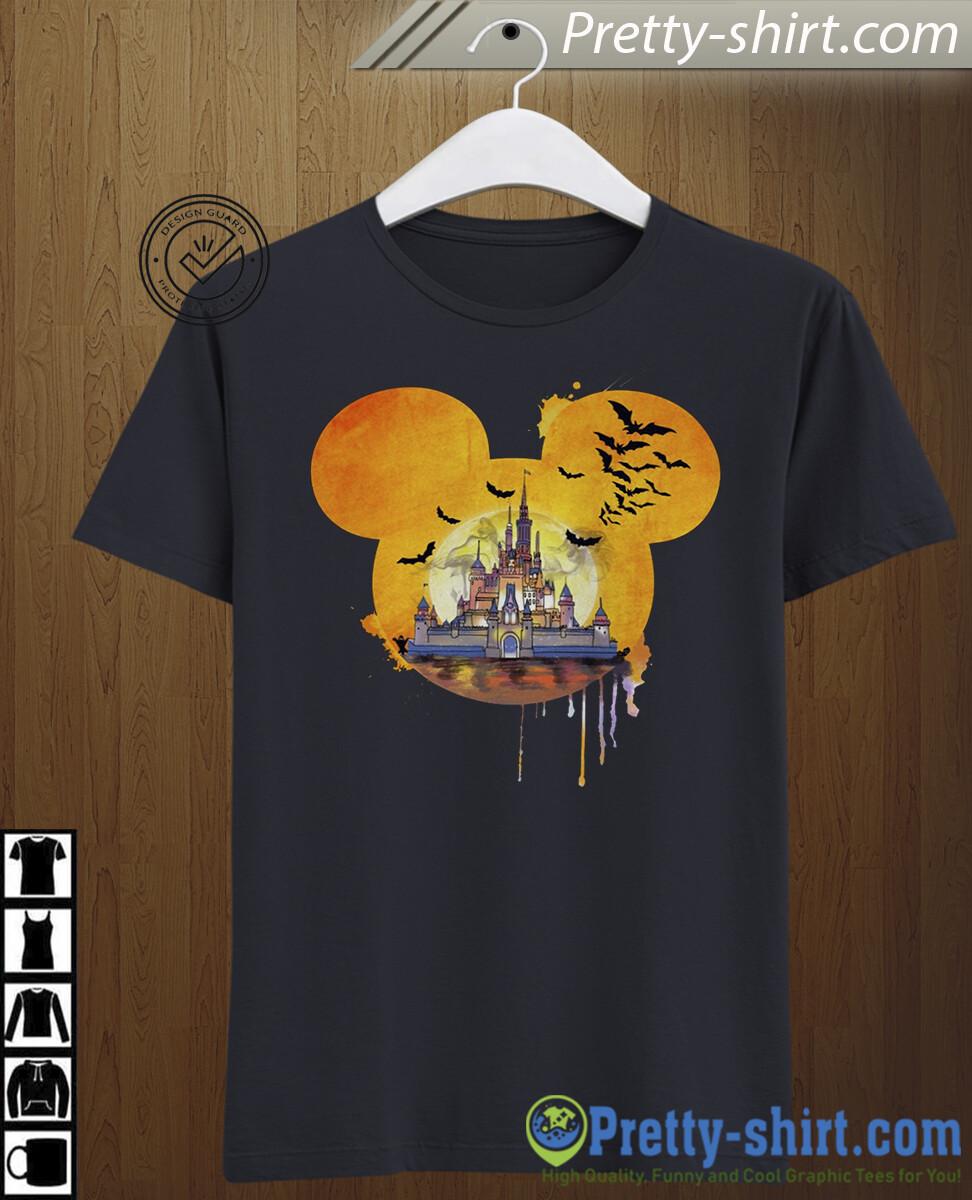 Walt Disney World Halloween T Shirts.Disney Halloween Castle I M Going To Walt Disney Vacation Family Let S Go To Disney World Disneyland Tee Park T Shirt Write Review Ask Question