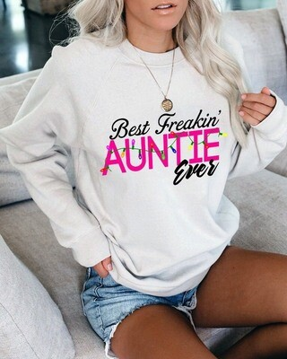 Best freakin auntie ever with christmas lights shirt, Best Freakin' Aunt & Godmother Ever T-shirt- Auntie Gift-Godmother Gift, Best Freakin' Aunt & Godmother Ever Shirt For Aunt Funny Gift For Auntie