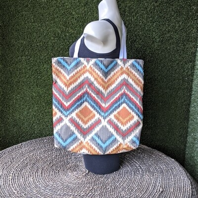 Colorful Beach Tote