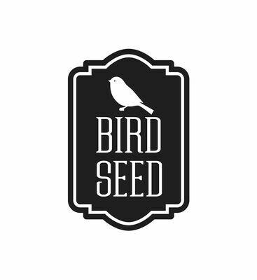 Bird Seed Decal
