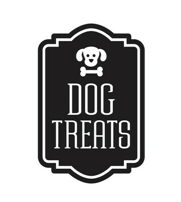 Dog Treats Decal