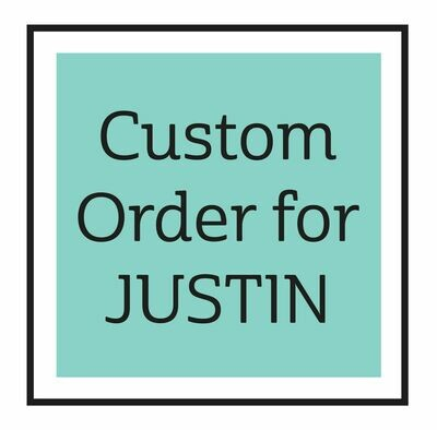 Custom Order for Justin C - star decals