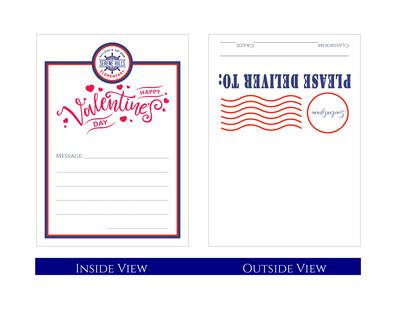 SailorGram - Valentine's