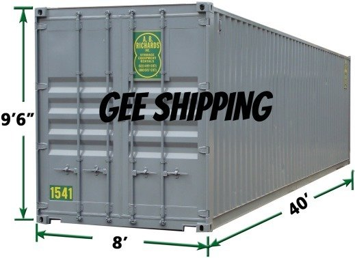 PRODUCT (22) Ship a 40ft   Container Trinidad, Barbados, Dominica, St Lucia, St Vincent, Grenada, Antigua, Guyana and Montego Bay Jamaica
