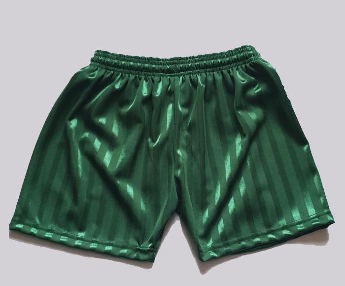 Green Sports & PE Shorts
