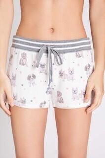 PJ Salvage Pawfection Pajama Short