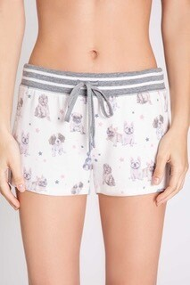 PJ Salvage Pawfection Pajama Short