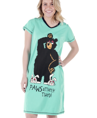 Lazy Ones Pawsitivley  Sleepshirt