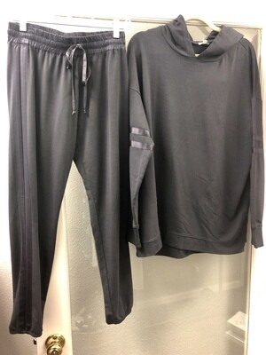 PJ Harlow Charcoal Loungewear Blythe Jogger