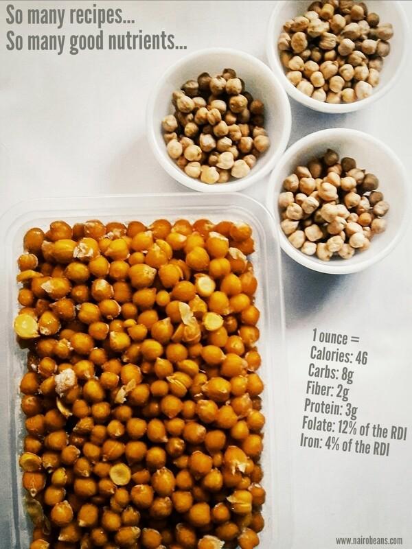 Chickpeas a.k.a garbanzo beans
