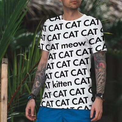 CAT CAT CAT, kitten & meow all over