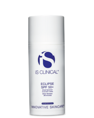 Eclipse SPF 50+ 100 g e Net wt. 3.5 oz.