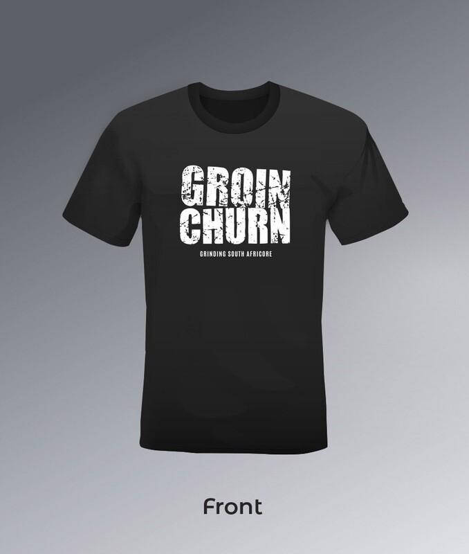 Groinchurn 2019 Reunion T-Shirt / Grinding South Africore