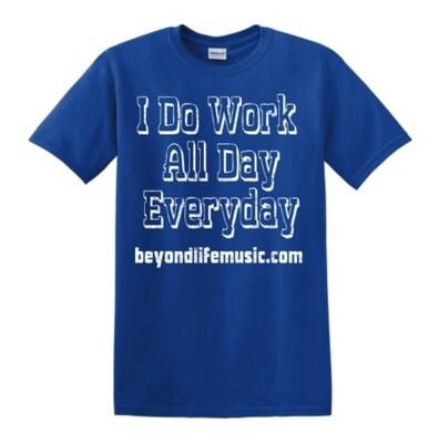 All Day Blue Shirt
