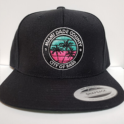 City of Bass Snapback