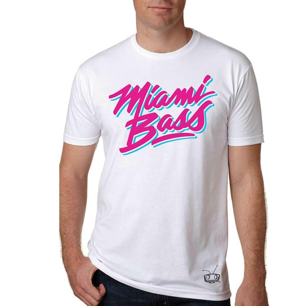 Miami Bass White