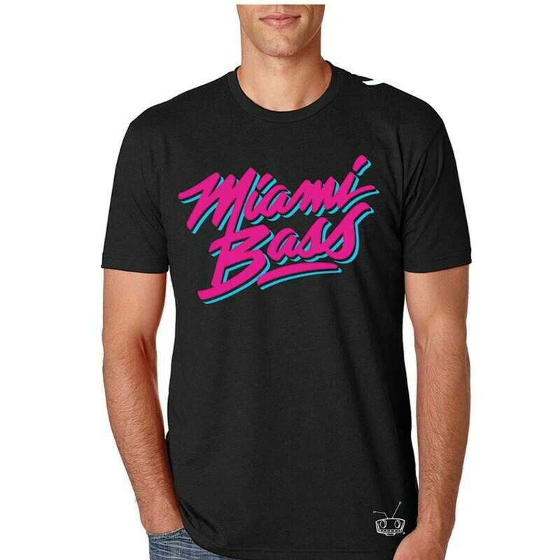 Miami Bass Black