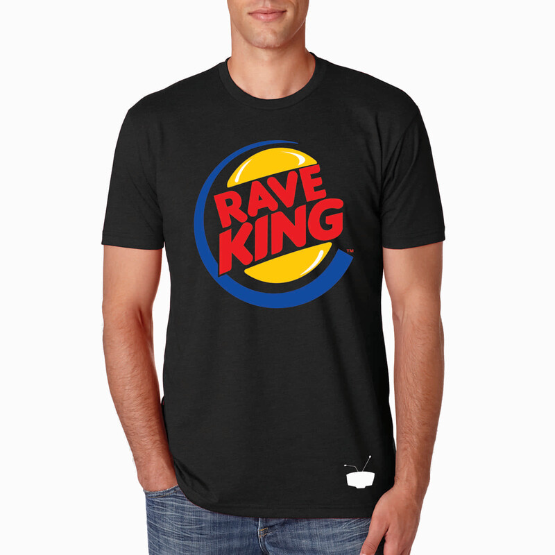 Rave King (Black)