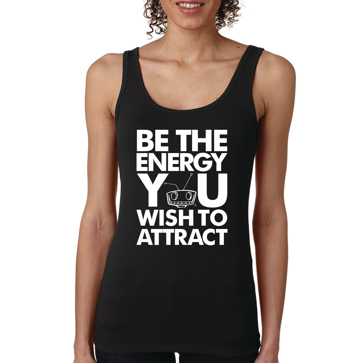 Be The Energy Ladies Tank