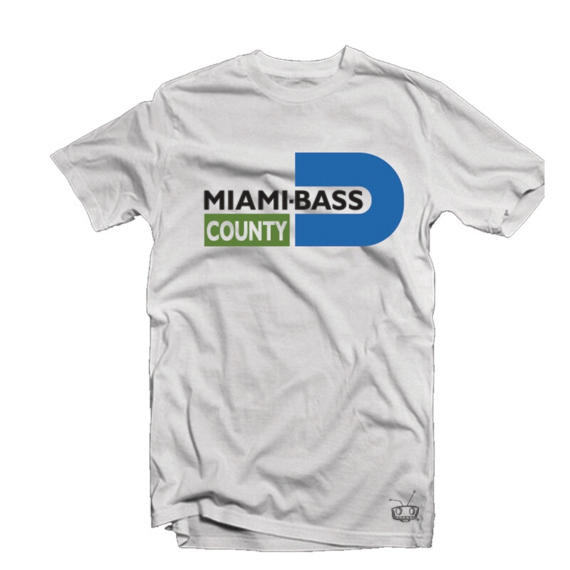 MIAMI BASS COUNTY WHITE