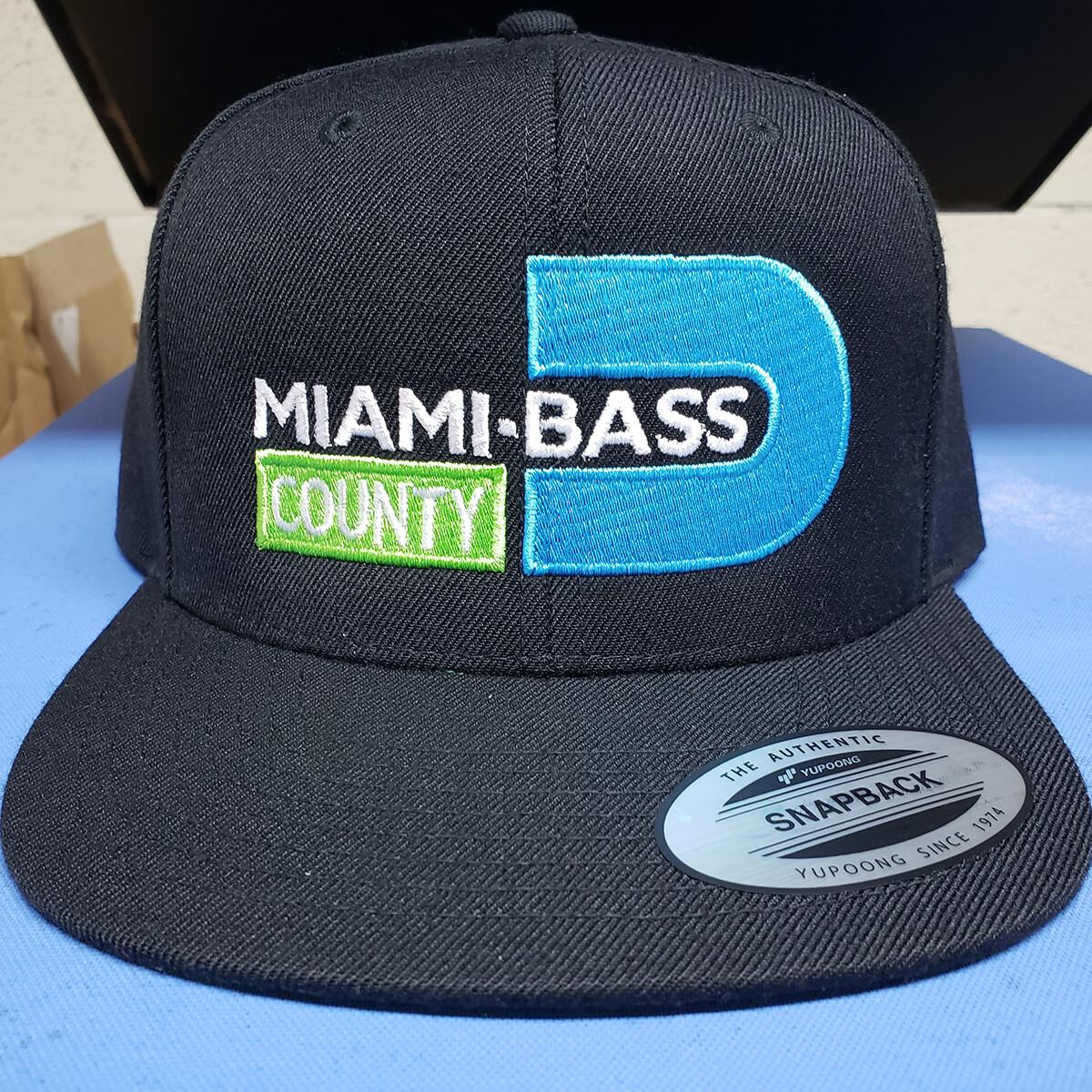 Miami Bass County Snapback