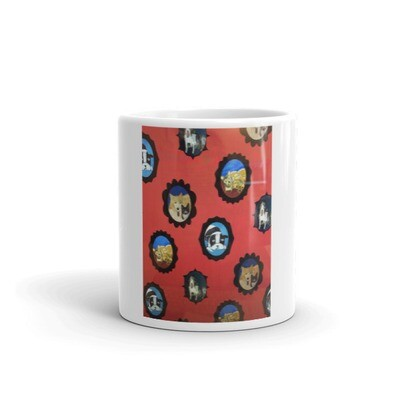 Mug by Eric Ginsburg