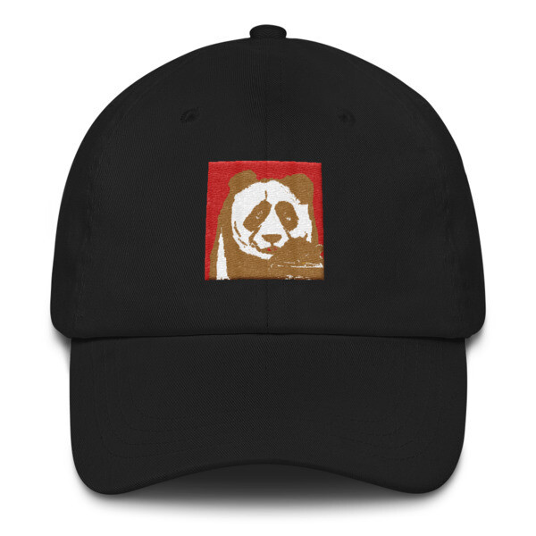 "Dad hat by Eric Ginsburg ""Oatmeal"""
