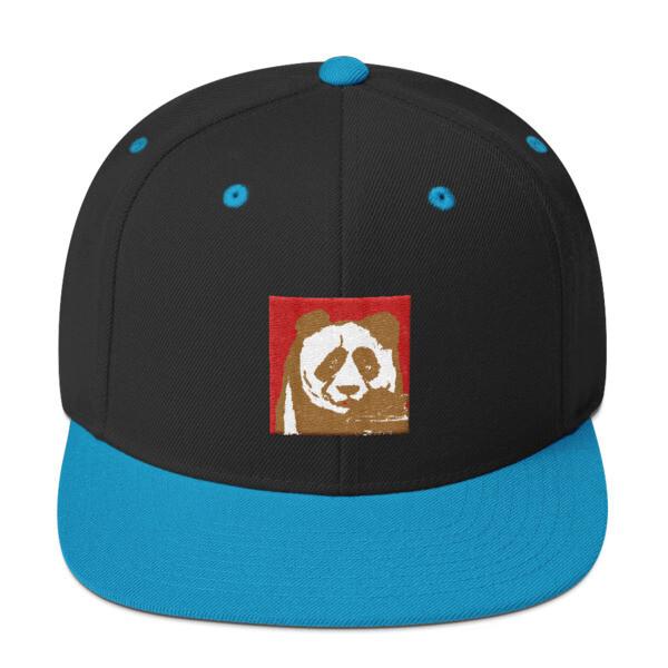 "Snapback Hat by Eric Ginsburg ""Oatmeal"""