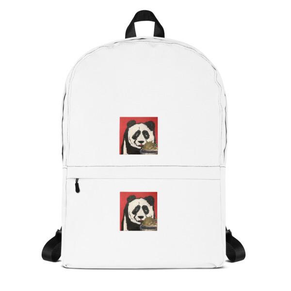 """Backpack by Eric Ginsburg """"Oatmeal"""""""