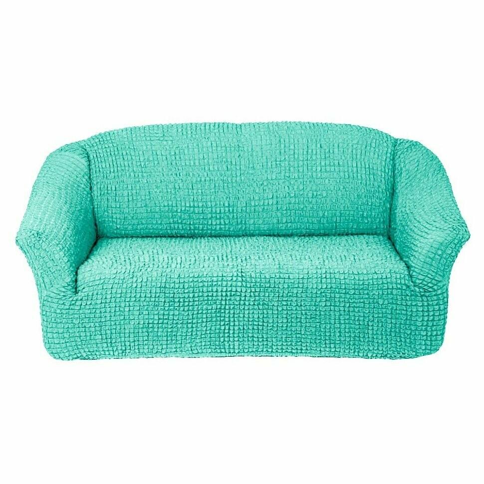 Чехол на трехместный диван без оборок