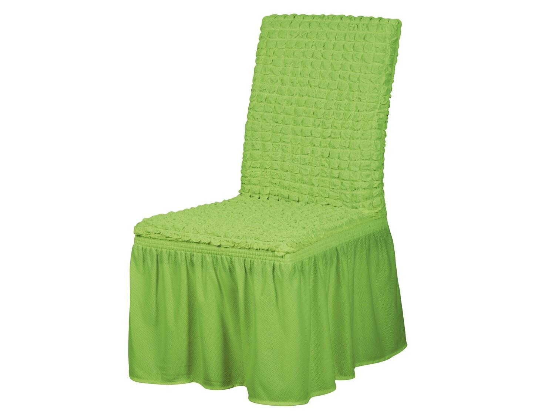 Чехлы для стульев с оборкой
