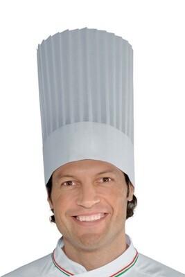Cappello Cuoco TNT 30 cm