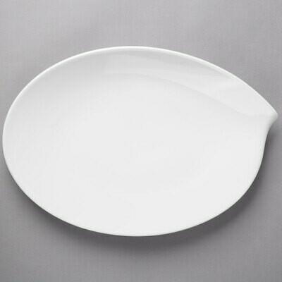 Villeroy & Boch, Flow - piatto ovale, 36 cm