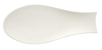 Villeroy & Boch, Flow -Piatto ovale/piatto per pesce 43 x 19 cm