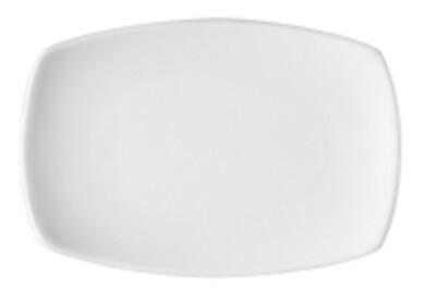 Bauscher Options - Piatto piano rettangolare 14 cm