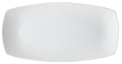 Bauscher Options - Piatto piano rettangolare 41 cm