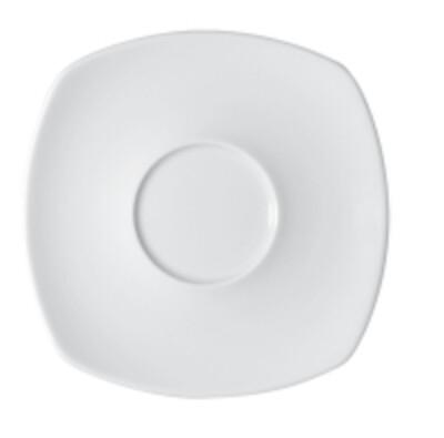 Bauscher Options - Sotto tazza quadrata combi 14 cm