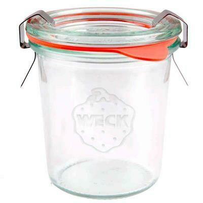 Weck - Vaso con coperchio 14 ml