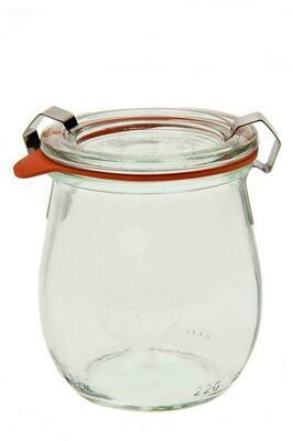Weck - Vaso con coperchio 22 ml