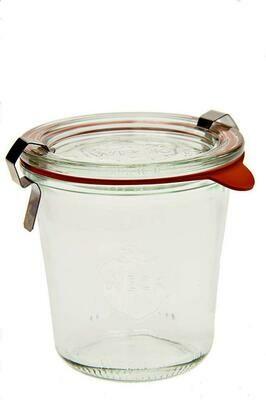 Weck - Vaso con coperchio 29 ml