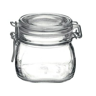 Bormioli Rocco - Vaso Ermetico 50 cl Fido