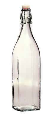 Bormioli Rocco - Bottiglia Quadrata 100 cl Swing