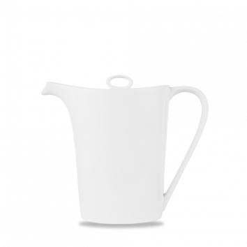 OVAL COFFEE POT