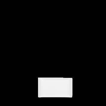 SMALL RECTANGULAR CERAMIC BUFFET TRAY